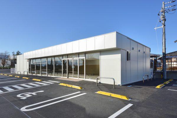 ローソン松本総合体育館前店
