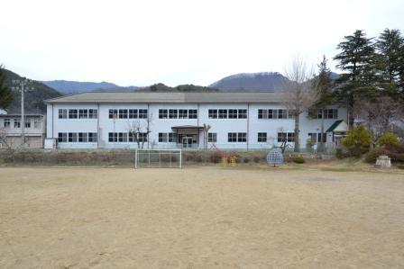旧麻績小学校北校舎耐震補強工事
