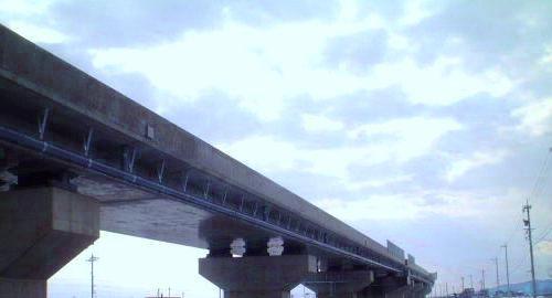 富山県手洗野高架橋上部工工事