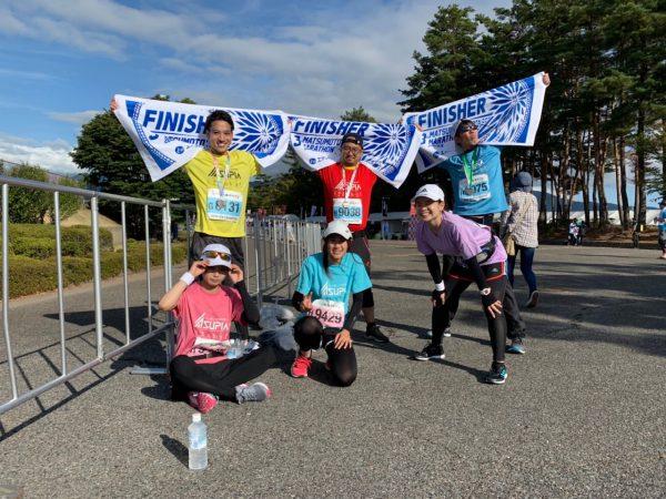 松本マラソンに参加しました!!
