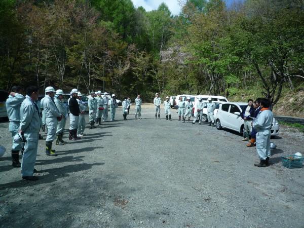 森林(もり)の里親促進事業ーCSR活動を実施